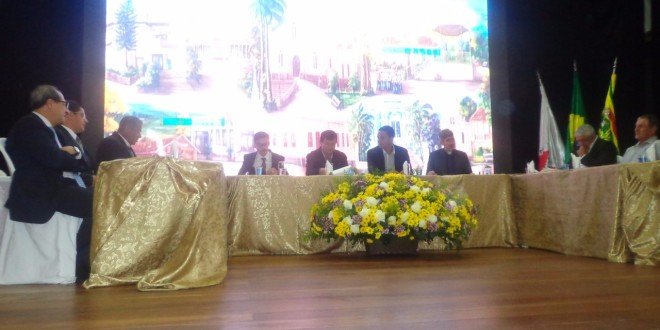 Entrega de Títulos de Cidadão Guaranesiano