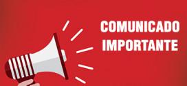 Comunicado e Portaria Nº 18 – Funcionamento da Câmara no dia 5 de Novembro de 2018