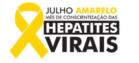 Julho Amarelo – Prevenção e controle das hepatites virais