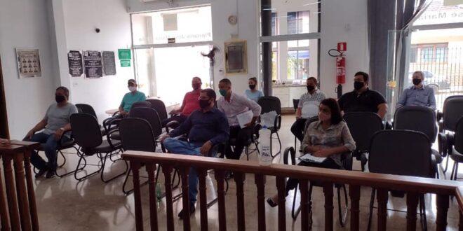 Câmara realiza Curso de Capacitação para Vereadores e Servidores
