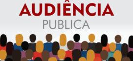 Audiência Pública referente ao 1º quadrimestre de 2021
